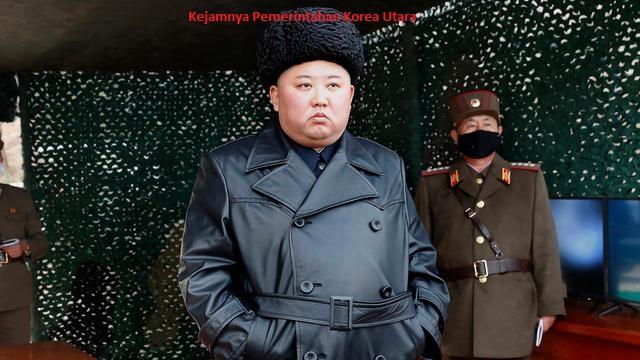 Kejamnya Pemerintahan Korea Utara