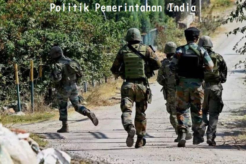 Politik Pemerintahan India