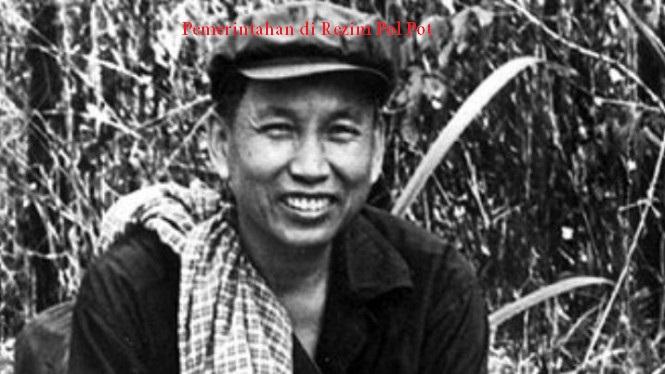 Pemerintahan di Rezim Pol Pot