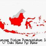 Perkembangan Sistem Pemerintahan Indonesia Dari Masa Ke Masa