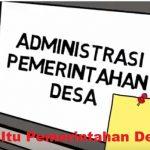 Apa Itu Pemerintahan Desa?